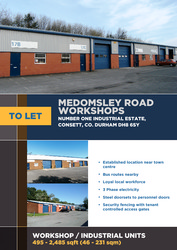 Medomsley Road Workshops